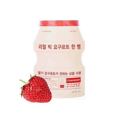 A'PIEU APIEU酸奶面膜原味草莓