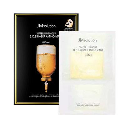 JM Solution JM Solution安瓶氨基酸急救面膜10片入