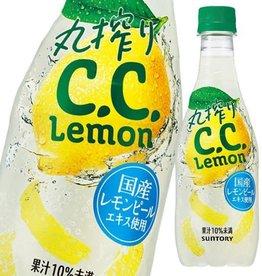 Suntory Suntory 三得利 CC柠檬水 420ml