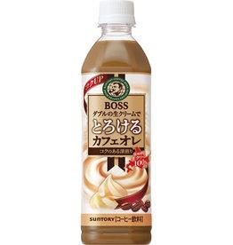Suntory Suntory三得利 老板BOSS牛奶咖啡 500ml