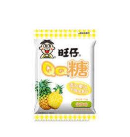 旺仔QQ糖 菠萝味 25g