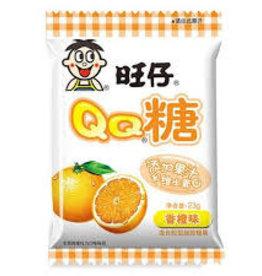 旺仔QQ糖 香橙味 25g