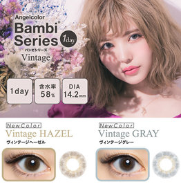 AngelColor 現貨 Angelcolor Bambi Series 1 Day 10 Pcs 日拋美瞳10枚裝