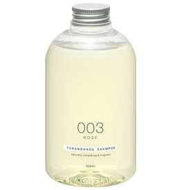 Tamanohada Shampoo 003Rose 玫瑰味洗发水