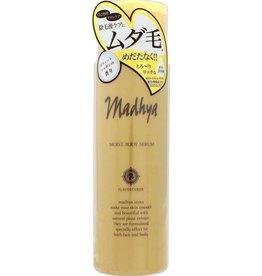 北尾化妆品madhya 沙龙品质除毛后整肌用保湿身体精华150Ml