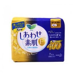 Kao 花王 花王素肌卫生巾F系列夜用40Cm 7枚