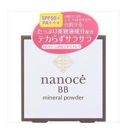 石泽研究所 Nanoce天然矿质完美艳阳净白无瑕b.B蜜粉