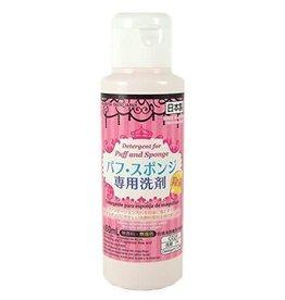 Daiso大创粉扑专用清洁剂