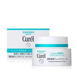 Kao 花王 Curel 深層高效保濕面霜40G