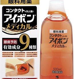Kobayashi小林製藥 小林制药黑9洗眼液 顶级角膜修复洗眼液