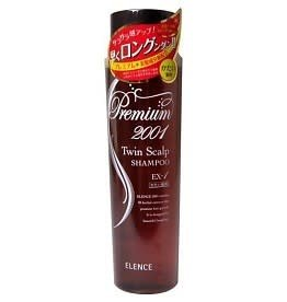 Elence Elence 防脱发, 生发专用洗发精ex-1硬发及偏油发质用320ml