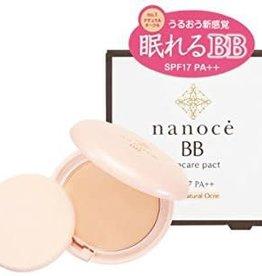 石泽研究所 Nanoche Bb 透明美肌遮瑕保湿粉饼 健康肌肤色no.2