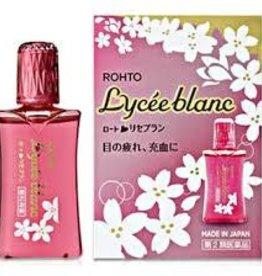 Rohto Lycee Blanc 樱花眼药水12ml