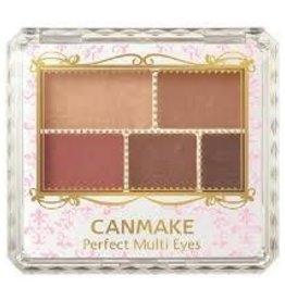 Canmake Canmake 完美高效眼影 (03 閃亮啡)