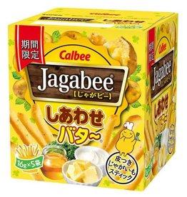 Calbee Calbee Jagabee 幸福黄油薯条80g
