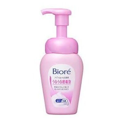 Biore Biore 二合一卸妆洁面泡沫洗颜液