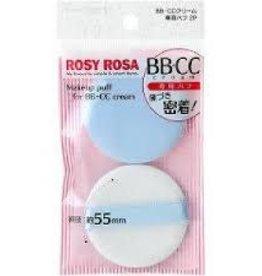 Rosy Rosa Rosy Rosa BB·CC粉扑