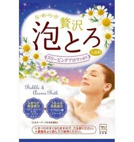 牛乳石鹸 汤物语泡澡剂 雏菊味