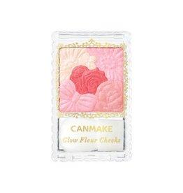 Canmake Canmake 花漾瑰丽腮红 (06号奶白粉红)