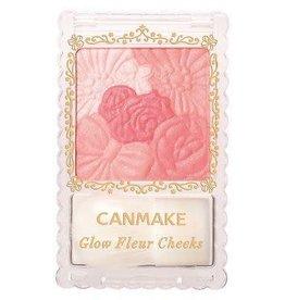 Canmake Canmake 花漾瑰丽腮红 (04号草莓粉红)