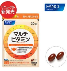 Fancl Fancl 复合维生素30日份(约30天量)
