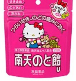 Hello Kitty 南天限定润喉糖 梅子味