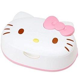 Hello Kitty 纯水99.9%盒装湿纸巾 80枚