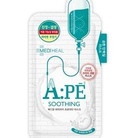 Mediheal Mediheal APE乳清蛋白镇定去痘舒缓面膜单片