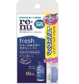 Renu 隐形眼镜清洁消毒保存液60ml