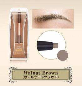 Leanani Leanani 持久自然升级版 4 in 1 眉笔 眉粉 眉刷 深棕色