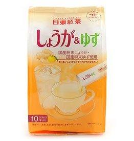 日东红茶 生姜柚子味 10条