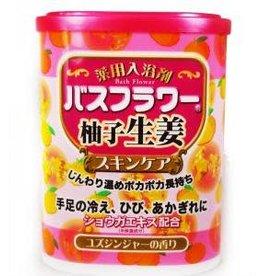 柚子生姜药用入浴剂 680G