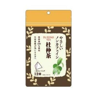 温和无咖啡因杜仲茶 5G*12袋