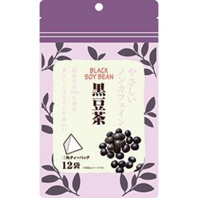 温和无咖啡因黑豆茶 5G*12袋