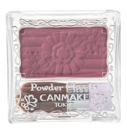 Canmake Canmake 自然立体巧丽单色腮红 PW39宁虹紫(哑光)