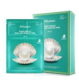 JM Solution JM Solution 海洋珍珠三部曲深层补水面膜10枚入