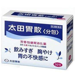 太田胃散 胃藥 獨立包裝  48包