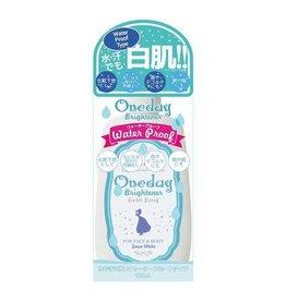 OneDay 全身美白身体乳 防水型 120ml