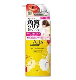 Aha 果酸深层清洁可卸身体防晒400ML 干燥敏感肌适用