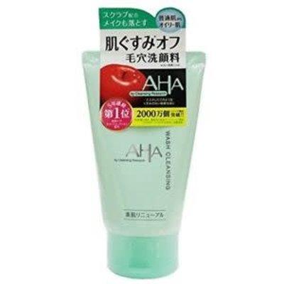 BCL Aha 深层清洁去黑头收缩毛孔洗面奶