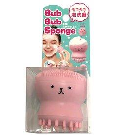 Bub Bub Sponge 泡泡洗颜仪 粉色可爱造型