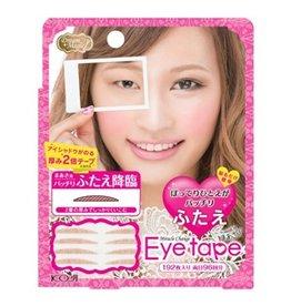 Koji Koji 單面膚色雙眼皮貼 192枚入