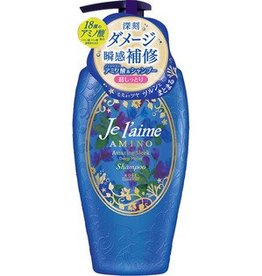 Kose Kose高絲 Je L'amie 無硅油控油去頭皮屑止癢洗髮水 500ML