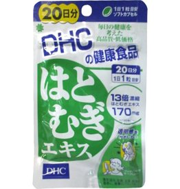 DHC DHC 去水肿薏仁片 20日量