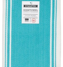 Now Designs Dishtowel Tea Towel Bali Blue
