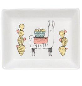 Now Designs 7001782 Tray Llamarama Lama
