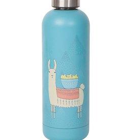 Now Designs 7001813 Water Bottle Llamarama Lama