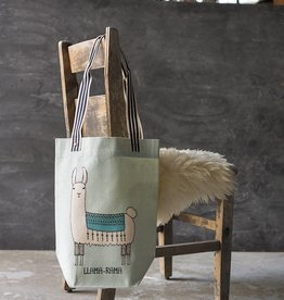 Now Designs Tote Studio Llamarama