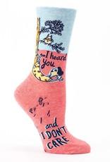 Blue Q BLUE Q Crew Socks Women p.2