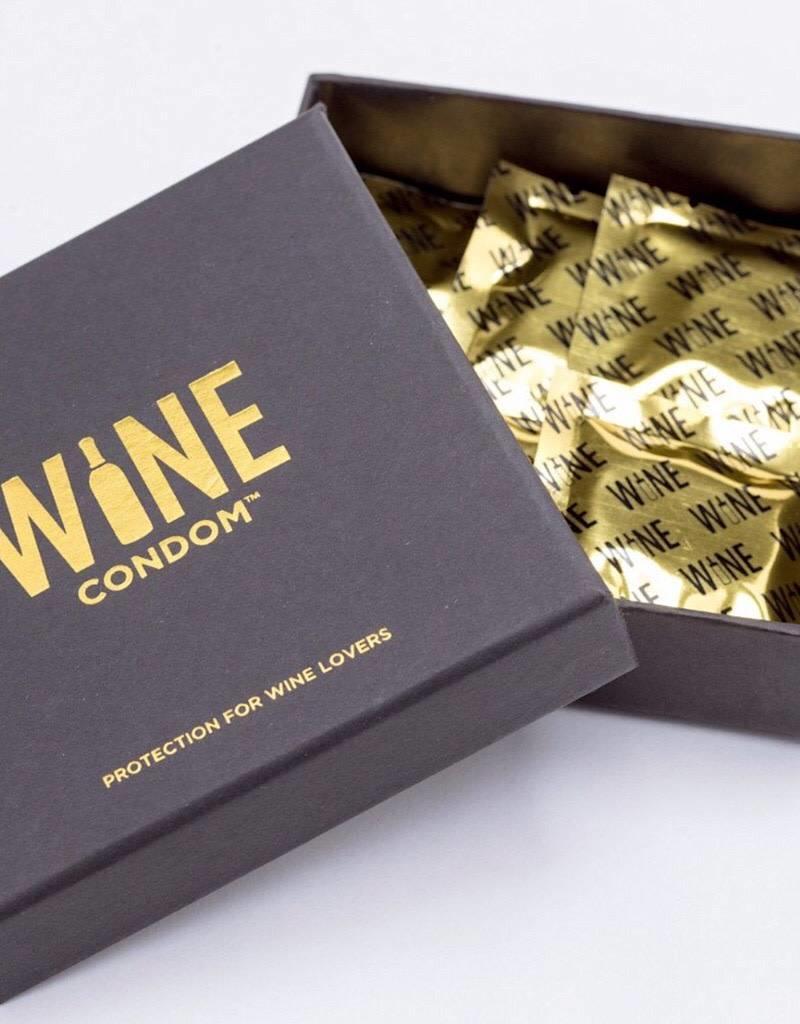 Wine Condoms Bottle Stopper